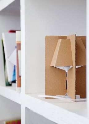 超创意纸盒变身装饰品临湘